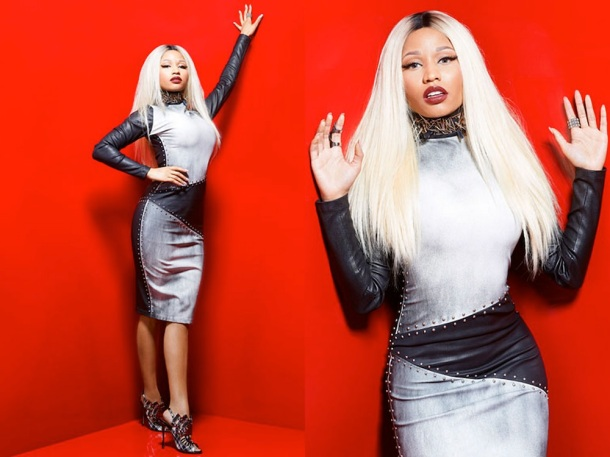 nicki marie claire 2